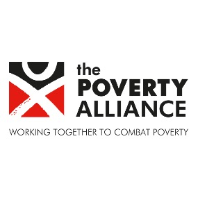 Poverty Alliance working together to combat poverty logo