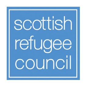 Scottish refugee council logo
