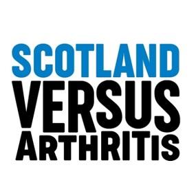 Scotland versus arthritis logo