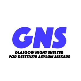 Glasgow Night Shelter for destitute asylum seekers logo