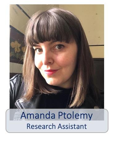 Amanda Ptolemy research assistant