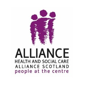 Logo Alliance Health and Social Care Alliance Scotland People at the Centre