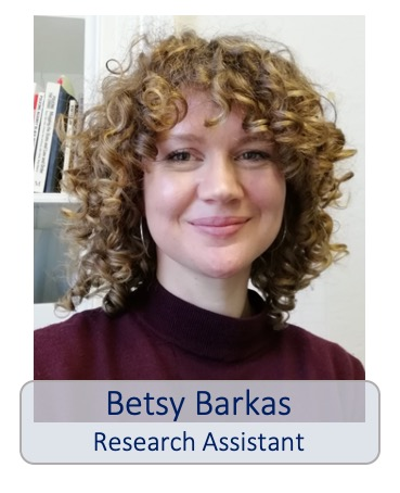 Betsy Barkas Research Assistant