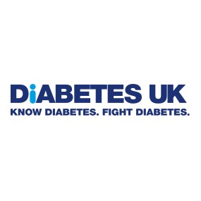 Diabetes UK Know Diabetes Fight Diabetes logo