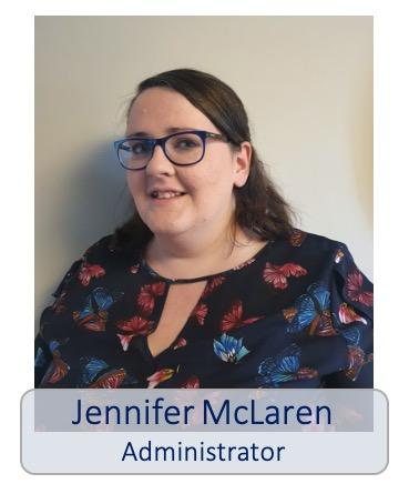 Jennifer McLaren: Administrator