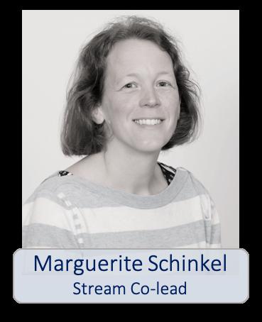 Marguerite Schinkel stream co-lead