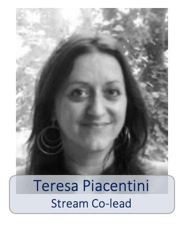 Teresa Piacentini stream co-lead