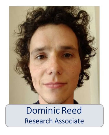 Dominic Reed Research Associate